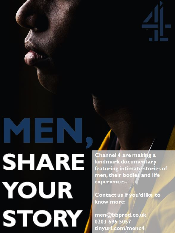 Men, share your story